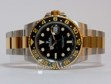 £SOLD (REF 5396) GMT MASTER II MODEL 116713LN