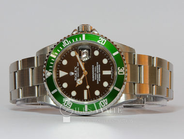 £SOLD (REF 5421) SUBMARINER 50TH ANNIVERSARY MODEL 16610LV