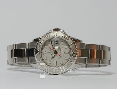 £SOLD (REF 5606) LADIES YACHTMASTER MODEL 169622