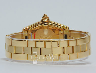 £SOLD (REF 5511) CARTIER ROADSTER REF W62005V1