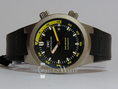 £SOLD (REF 5316) IWC AQUATIMER AUTOMATIC 2000 REF IW353804