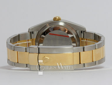 £SOLD (REF 5586) DATEJUST TURNOGRAPH REF 116263