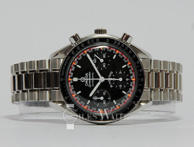 £SOLD (REF 5412) SPEEDMASTER RACING REF 35185000/ST1750040