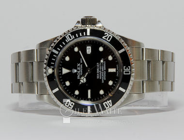 £SOLD (REF 6232) SEA-DWELLER 4000 REF 166600