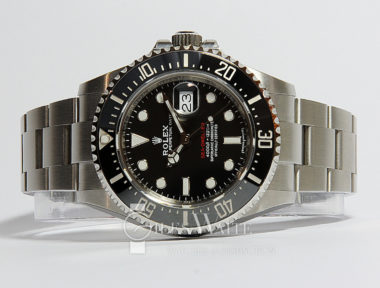 £SOLD (REF 5411) SEA-DWELLER REF 126600
