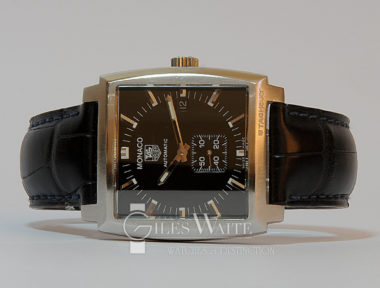 £SOLD (REF 5673) TAG HEUER MONACO REF WW21/0 CALIBRE 6