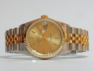 £SOLD (REF 5413) DATEJUST MODEL 16233
