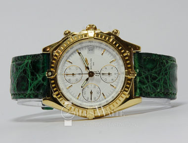£SOLD (REF 5657) BREITLING CHRONOMAT MODEL K13050