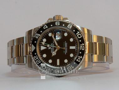 £SOLD (REF 5478) GMT MASTER II REF 116710LN
