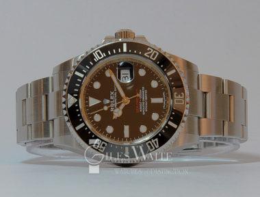 £SOLD (REF 6252) SEA-DWELLER MODEL 126600