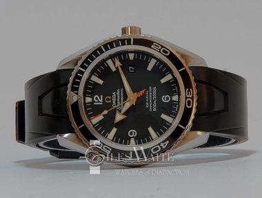 £SOLD (REF 5475) SEAMASTER PLANET OCEAN CASINO ROYAL REF 29075091
