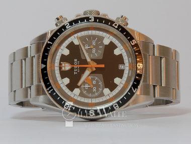 £2,295 (REF 5265) TUDOR HERITAGE CHRONO 70330N
