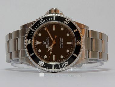 £SOLD (REF 5364) SUBMARINER MODEL 14060M (2001)