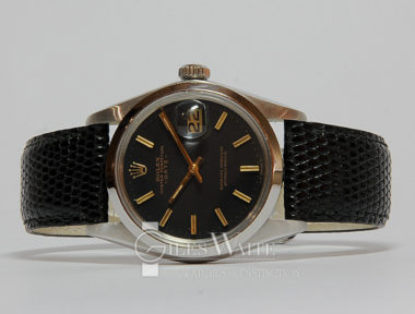 £2,695 (REF 5470) OYSTER PERPETUAL DATE REF 1500 (1978)
