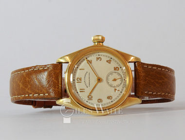 £SOLD (REF 5434) OYSTER IMPERIAL CHRONOMETER REF 2574 (1936)
