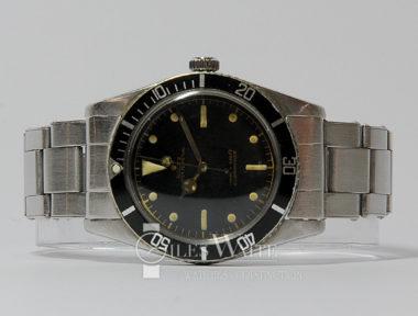 £SOLD (REF 6215) SUBMARINER (JAMES BOND) REF 6536/1 (1957)