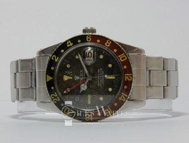 £SOLD (REF 5590) GMT MASTER REF 6542 (1957)