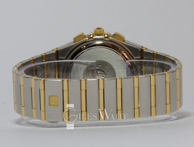 £2,195 (REF 5457) OMEGA CONSTELLATION CHRONOGRAPH REF 12423000