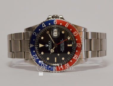 £SOLD ( REF 9040) GMT MASTER MODEL 16750 (1986)