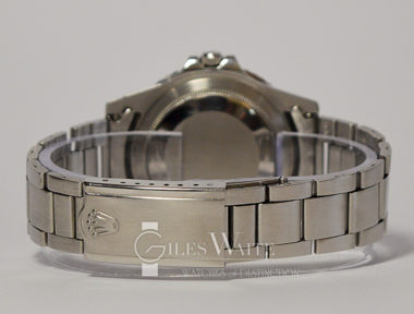 """£SOLD ( REF 5550) OYSTER PERPETUAL GMT MASTER PEPSI LONG """"E"""" REF 1675 (1971)"""