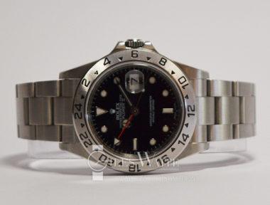 £SOLD ( REF 5539) EXPLORER II REF 16570 CAL 3186