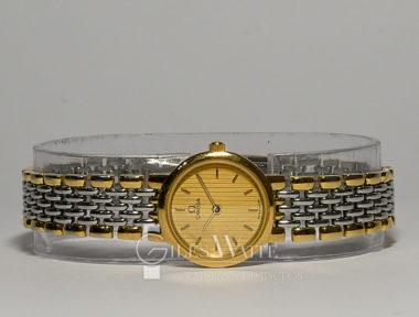 £295 (REF 5605) OMEGA DE-VILLE (1990'S)