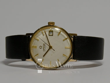 £795 (REF 4974) OMEGA AUTOMATIC REF 162.009(1960'S)