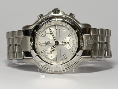 £895 (REF 6326) TAG HEUER 6000 SERIES CH1110-0