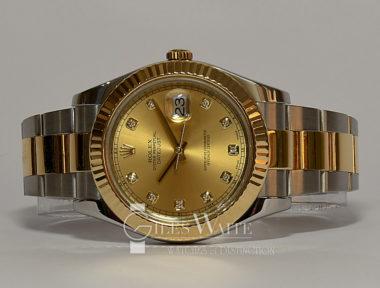 £7,995 (REF 5733) DATEJUST II REF 116333