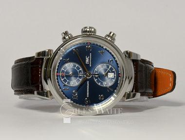 £8,495 (REF 6356) IWC DA VINCE CHRONO REF IW393402