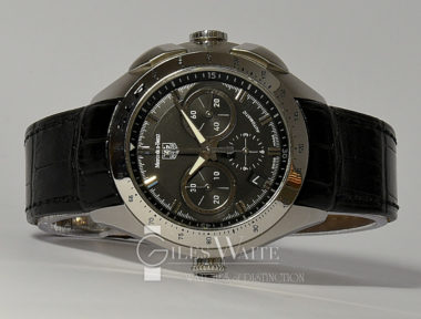 £1,695 (REF 5736) TAG HEUER SLR LIMITED EDITION REF CAG2110.FC6209 (2007)