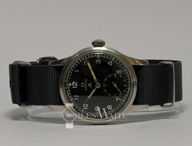 £2,795 (REF 5812) OMEGA BRITISH MILITARY DIRTY DOZEN (1945)