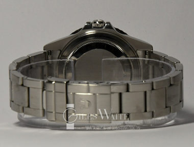 £SOLD (REF 5930) GMT MASTER II REF 16710 (2003)