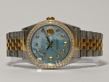 £6,995 (REF 5843) DATEJUST MODEL 16233 (1995)