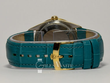 £4,995 (REF 5728) OYSTER PERPETUAL DATE REF 15505(1984)