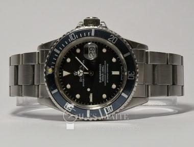 £6,995 (REF 5937) SUBMARINER DATE REF 16800 (1987)