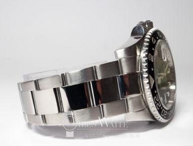 £SOLD (REF 5972) GMT Master II REF 116710 LN (2008)