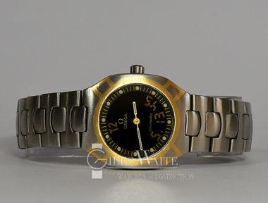 £995 (REF 5950) OMEGA SEAMASTER LCD MULTIFUNCTION DB38608221 (1990)