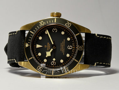£2,695 (REF 5941) TUDOR BLACK BAY BRONZE REF 79250BA (2019) NEW-UN-WORN