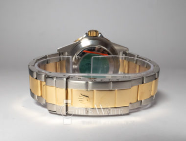 £SOLD (REF 5980) Submariner REF 16613 LB (2005)