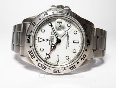 £10,395 (REF 6398) Explorer 2 REF 16550 (1985)