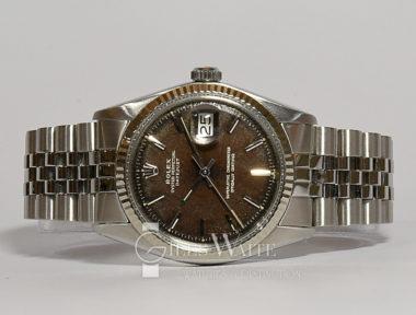 £SOLD (REF 5966) DATEJUST REF 1601/4 (1976)