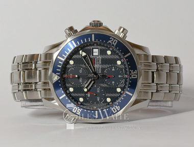 £5,995 (REF 5626) SEAMASTER CHRONO ROYAL MARINES REF 22278000 (2011)