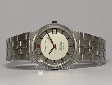 £495 (REF 5753) OMEGA CONSTELLATION F300 ELECTRONIC REF 198.0004 (1973)