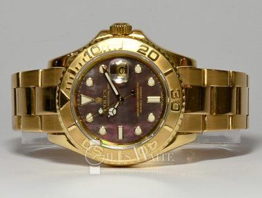 £14,995 (REF 5919) YACHTMASTER REF 16628(2003)