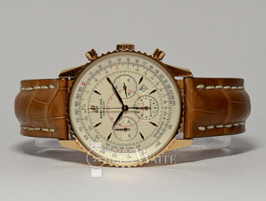 £SOLD (REF 9017) BREITLING MONTBRILLANT LIMITED EDITION REF 41370 (2019) NEW