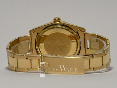 £6,995 (REF 5855) OYSTER PERPETUAL DATE REF 1500/8 (1970)