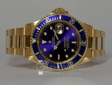 £18,495 (REF 9022) SUBMARINER REF 16618 (1990)