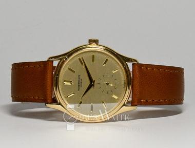 £6,995 (REF 9027) PATEK PHILIPPE CALATRAVA REF 3923J (1987)