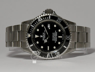 £6,995 (REF 5996) SEA DWELLER REF 16600 (2004)